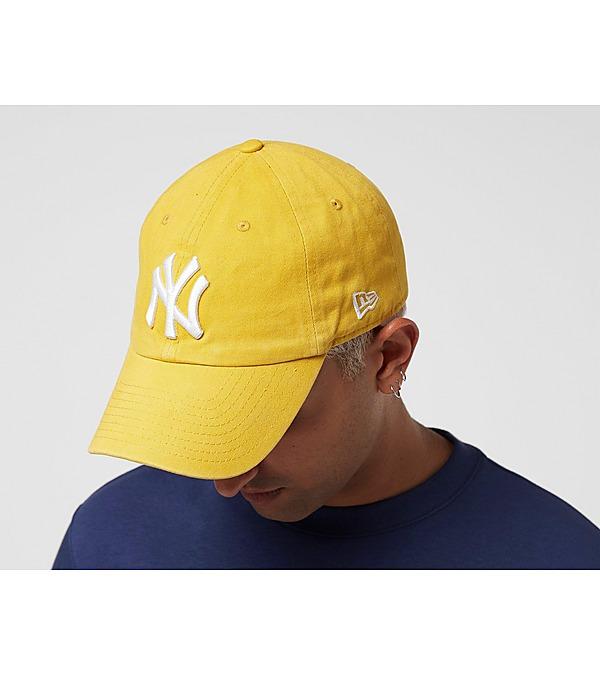 yellow-new-era-mlb-casual-classic-new-york-yankees-cap