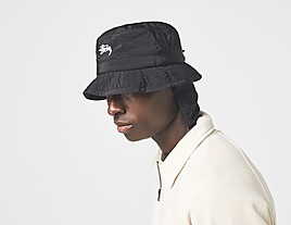 black-stussy-metallic-nylon-bungee-bucket