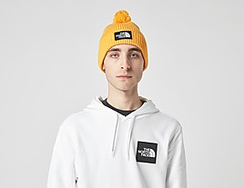 yellow-the-north-face-tnf-box-pom-beanie-hat