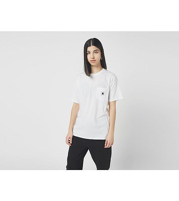 white-carhartt-wip-carrie-pocket-t-shirt