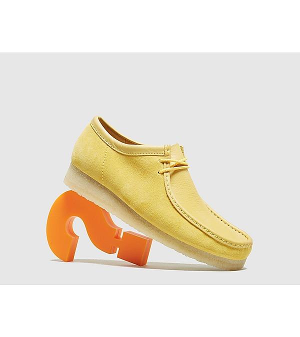 yellow-clarks-originals-wallabee