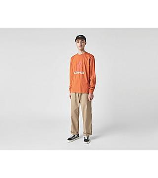 Gramicci Maglietta a maniche lunghe Logo