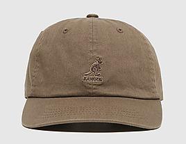 brown-kangol-washed-baseball-cap