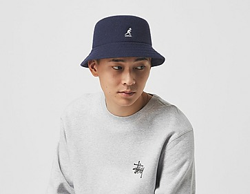Kangol Wool Lahinch Bucket Hat