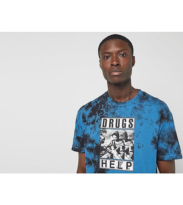 blue-pleasures-help-t-shirt