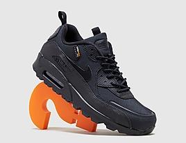 black-nike-air-max-90-surplus