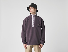 grey-columbia-halvetia-half-snap-fleece-sweatshirt
