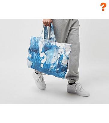 New Era x size? x Dave White Tote Bag - size? exclusive