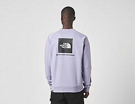 purple-the-north-face-redbox-crew-neck-sweatshirt