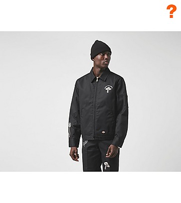 Dickies The Meek Shall Inherit' jacket size? Exclusive