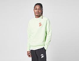 green-nike-world-tour-crew-sweatshirt