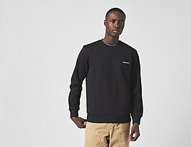 black-carhartt-wip-script-emb-sweatshirt