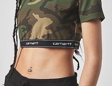 Carhartt WIP Script Crop Top