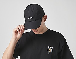 black-carhartt-wip-script-cap