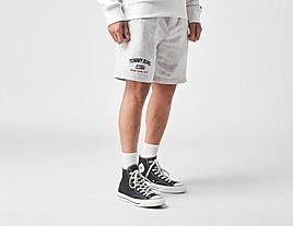 grey-tommy-jeans-timeless-tommy-shorts