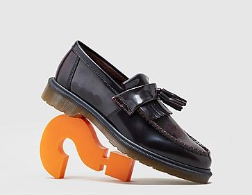 red-dr-martens-adrian-tassel-leather-loafer