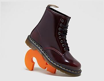 red-dr-martens-1460-vegan-ankle-boot