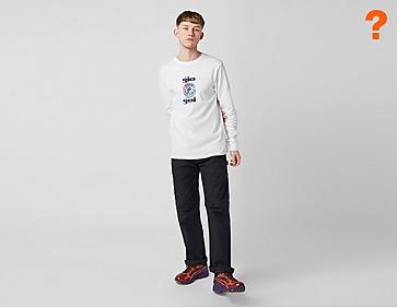 Gio Goi Boiler Long Sleeve T-Shirt - size? Exclusive