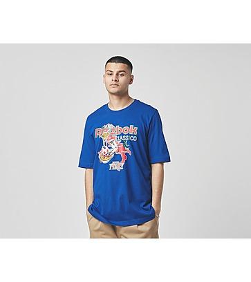 Reebok Classics Italy Souvenir T-Shirt