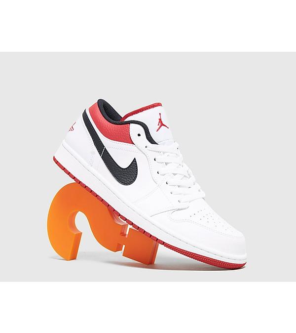 blanc-jordan-baskets-air-1-low-homme