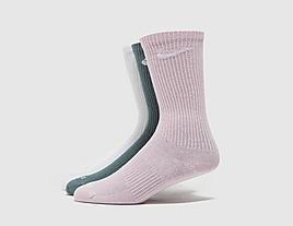 grey-nike-3-pack-everyday-plus-training-crew-socks