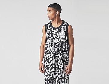Jordan Dri-FIT Zion Printed Vest