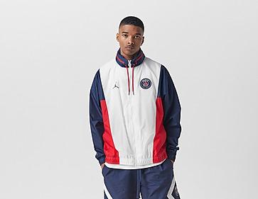 Jordan x PSG Nylon Hooded Jacket
