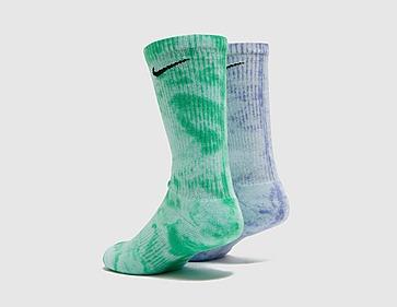 Nike Everyday Plus Crew Socks (2 Pack)