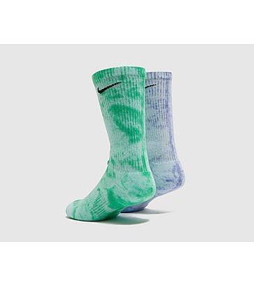 Nike Lot de 2 Paires de Chaussettes Sportswear Everyday Plus Socks