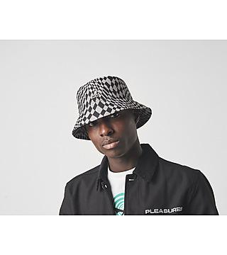 Kangol Warped Check Bucket Hat