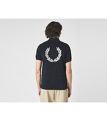 Fred Perry Towelling Polo Shirt