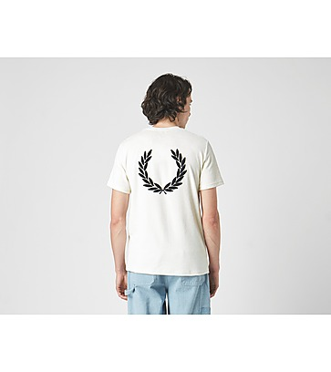 Fred Perry Towelling T-Shirt