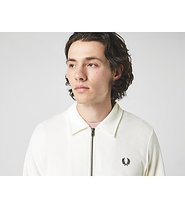 Fred Perry Towelling Track Jacket