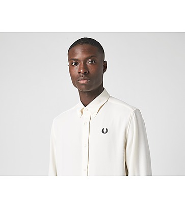 Fred Perry Crepe Textured Shirt
