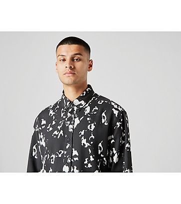 Fred Perry Monochrome Abstract Shirt