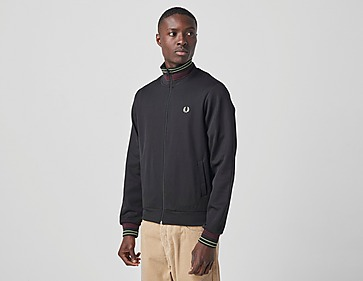 Fred Perry Lightweight Pique Track Jacket