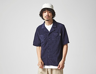 Parlez Wauquiez Towelling Cuban Shirt