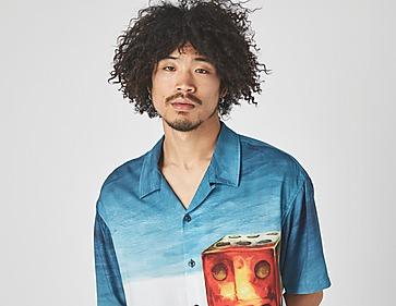 Stussy Dice Painting Shirt
