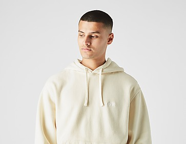 Stussy Stock Logo Embroidered Hoodie