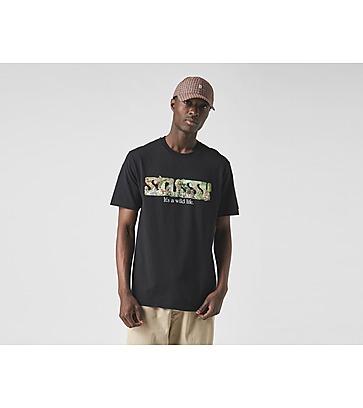 Stussy It's A Wild Life T-Shirt