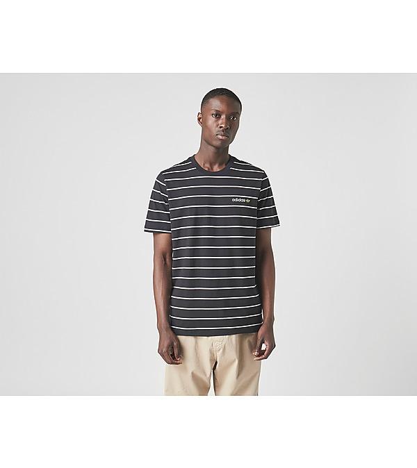 black-adidas-originals-stripe-t-shirt