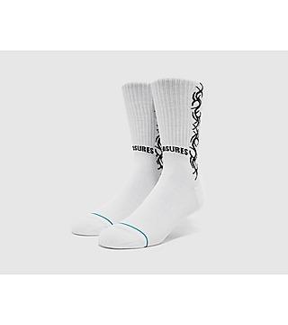 Stance x PLEASURES Tribal Socks