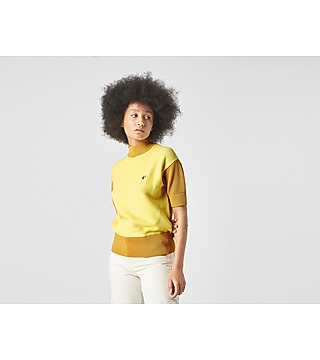 Fred Perry Contrast Knit Short Sleeve Jumper