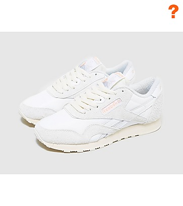 Reebok 'Classics by size?' Classic Nylon - size? Exclusive