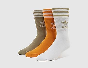 adidas Originals Solid Mid Cut Socks