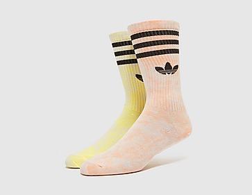 adidas Originals Tie Dye Socks (2 Pack)
