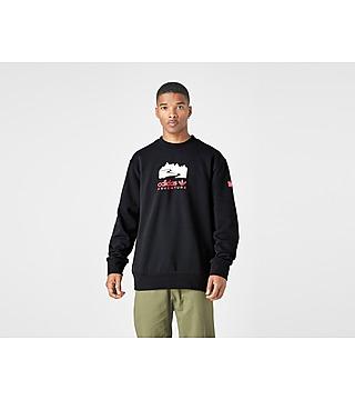 adidas Originals Adventure Logo Sweatshirt