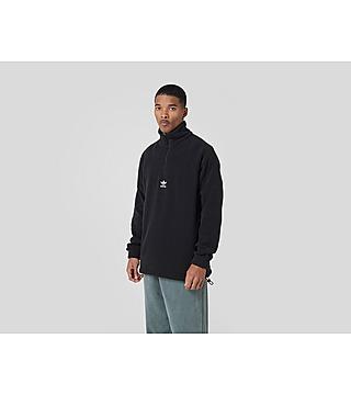 adidas Originals Fleece Half Zip Sweatshirt