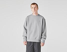 grey-adidas-originals-adicolor-trefoil-crewneck-sweatshirt