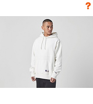 Russell Athletic Patchwork Hoodie